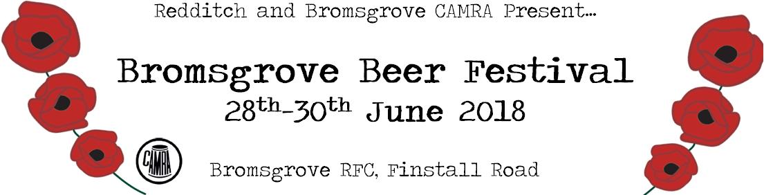 Bromsgrove Beer Festival